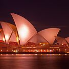 Evening at the Opera House by Tony Walton