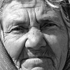 Estonian 'Bag Lady' by Celia Strainge
