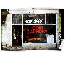 'Five Star Laundry' Poster