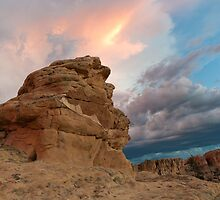 Monsoon Season at El Malpais by Mitchell Tillison