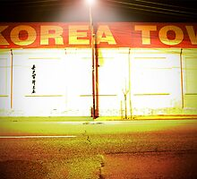 Korea Town by Alex Frayne