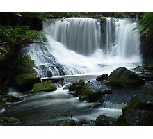 Horseshoe Falls, Tasmania Photographic Print