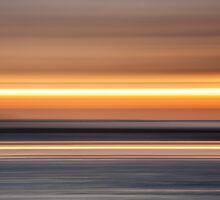 stripy sunset by Craig  Roberts