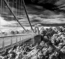 Clifton Suspension Bridge, Bristol, UK by Scott Moncrieff
