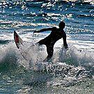 North Steyne Surfer by Janie. D