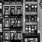 23th Street E by Gianluca Nuzzo