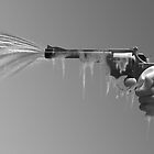 Frosty Trigger Finger by Daniel Pritchard