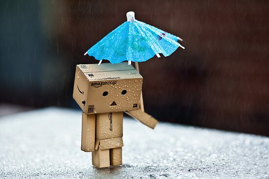 Rain Rain Go Away! by ╰⊰✿Sue✿⊱╮ Nueckel