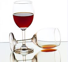 My Wine Glasses by Mukesh Srivastava