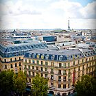 Sprawling Paris by TimothyMonson