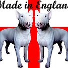 Made in England by Louise Morris