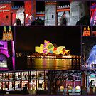 Sydney Vivid Festival 2010 by Julie Sherlock