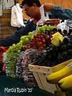 At the Market... by Marcia Rubin