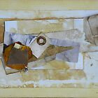 Mixed Media Collage #2 by Caren Grant