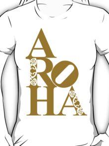 Aroha (love) for the people T-Shirt