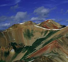 Red Mountain No. 3 by drussellpix