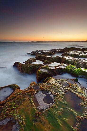 Boomer Beach by Dale Allman