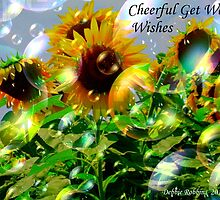 Cheerful Get Well Wishes by Debbie Robbins