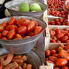 Puglia tomatoes by NightWitch