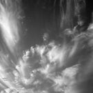 Featherbed clouds by Antionette