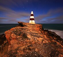 Fully mooned Obelisk by joel Durbridge