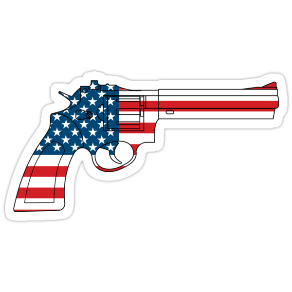 USA Gun by FakeFate