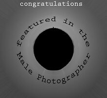 Congratulations featured in Male Photographer by ragman