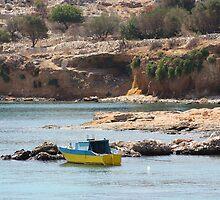 Pondamos Boat by Tom Gomez