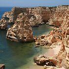Praia da Marinha, Algarve by PetraJW