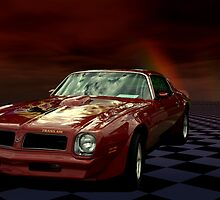 1976 Pontiac Trans Am Firebird by TeeMack