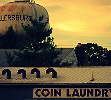 Coin Laundry by © Jolie  Buchanan