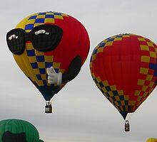 One Cool Balloon by ChereeCheree