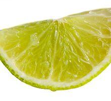 Lime Zest by Lynne Morris