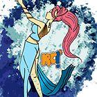 Pisces by Raffapowpow