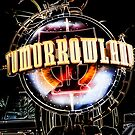 tomorrowland, disney world by brian gregory