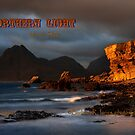 Calendar,Northern Light, Isle of Skye, Scotland. Third Edition by photosecosse /barbara jones