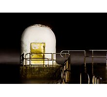 The Pump House Photographic Print
