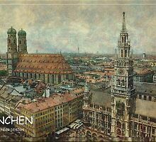 Munich  Germany by Marie Luise  Strohmenger