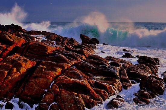 Wyadup Surf Hazard 2 by Miles Moody