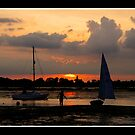 Bosham Sunset by Gordon Holmes