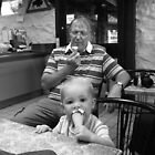 Dad and Lila by Jon Clifton