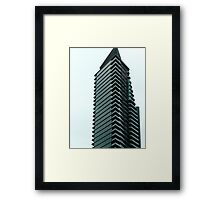 Layer upon layer Framed Print