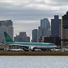 Air Lingus by Lee d'Entremont