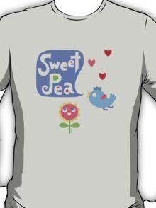 Sweet Pea - on lights T-Shirt
