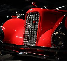 Red Cadillac 2 by transportation