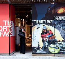 North Face by phil decocco
