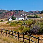 Mc Polin Barn, Park City, Utah by FoxSpirit