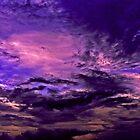 Purple Sky by Christina Sauber