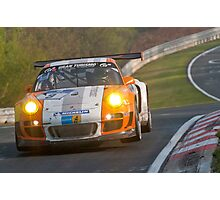 Porsche 911 GTR Hybrid Photographic Print