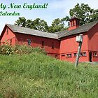Enjoy My New England! by Linda Jackson